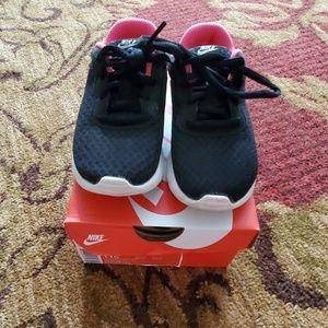Size 11c Girl's Nikes